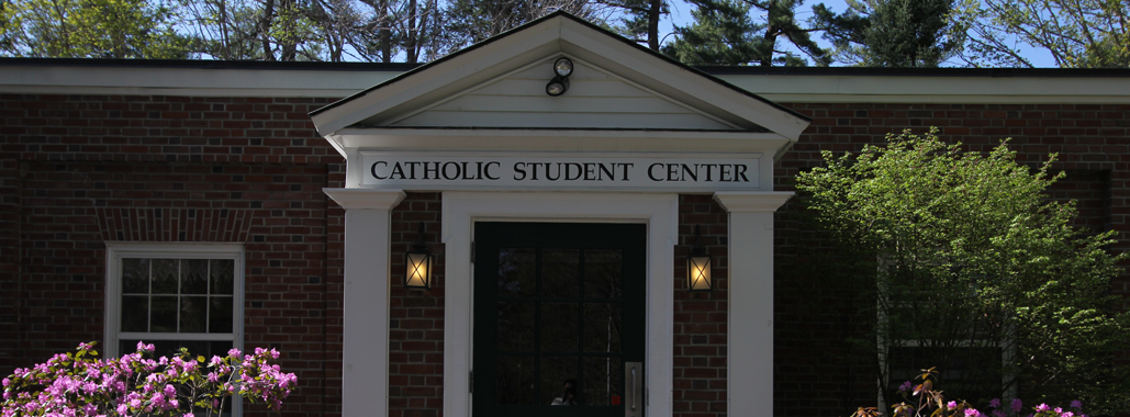 Catholic Student Center at Dartmouth