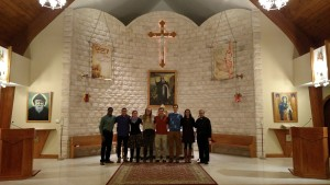 Growing up in the Maronite Church