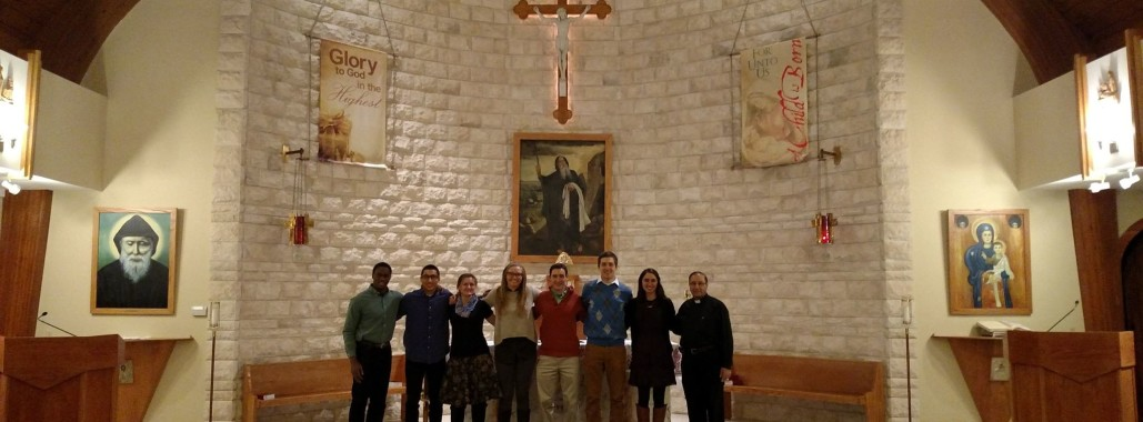 Visiting the Maronite Church